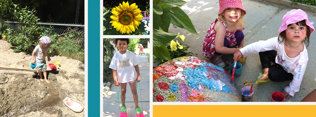 Summer daycare programs on the BC Coast