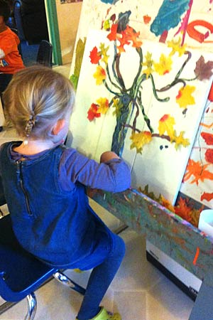 Our Daycare building is located on the campus of the Halfmoon Bay Elementary School
