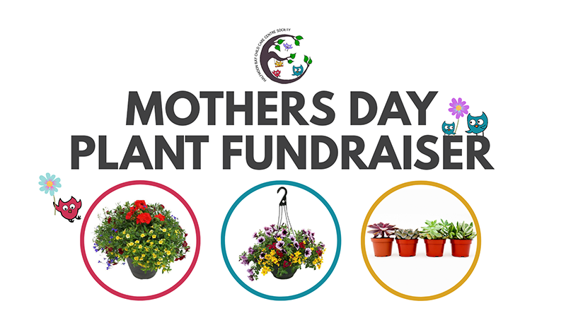 Mothers Day Plant Fundraiser